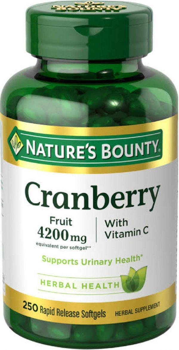 Cranberry Fruit